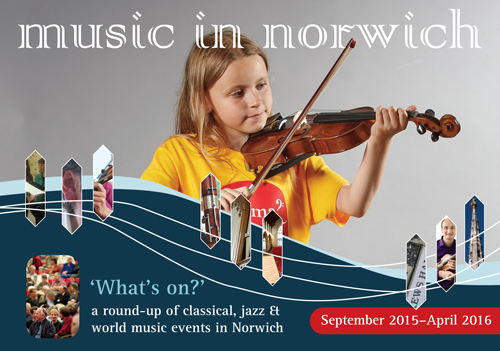 Music in Norwich cover