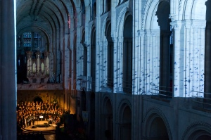 Voice Project Choir with projections of birds_sml