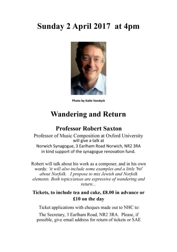 Robert-Saxton-talk-flyer-printed