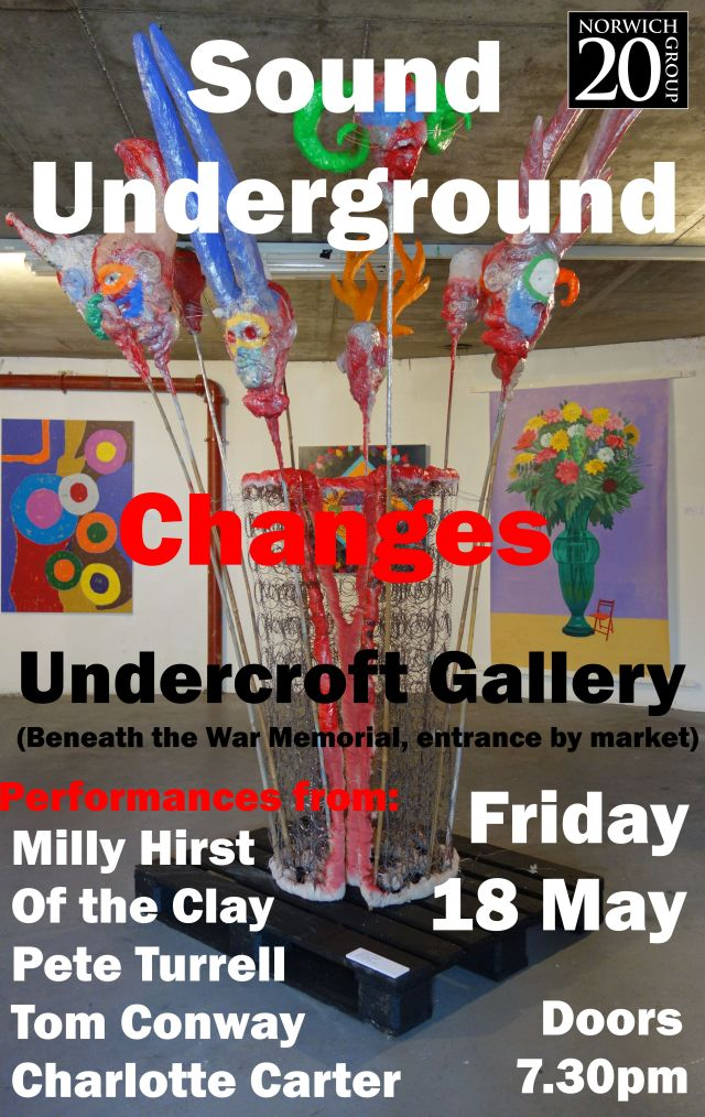 Sound Underground Friday 18 May Performers.jpg
