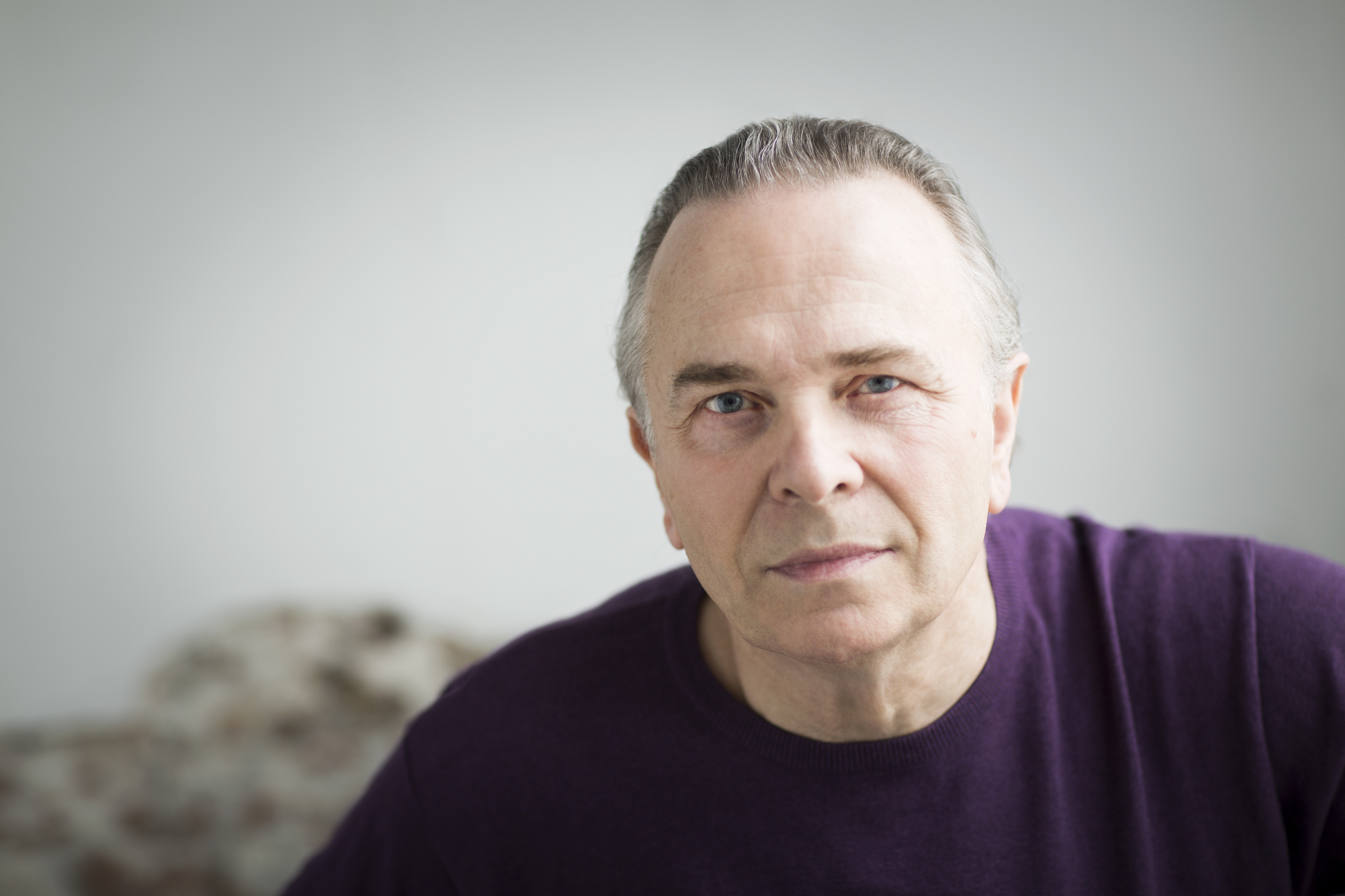 Portrait of Sir Mark Elder