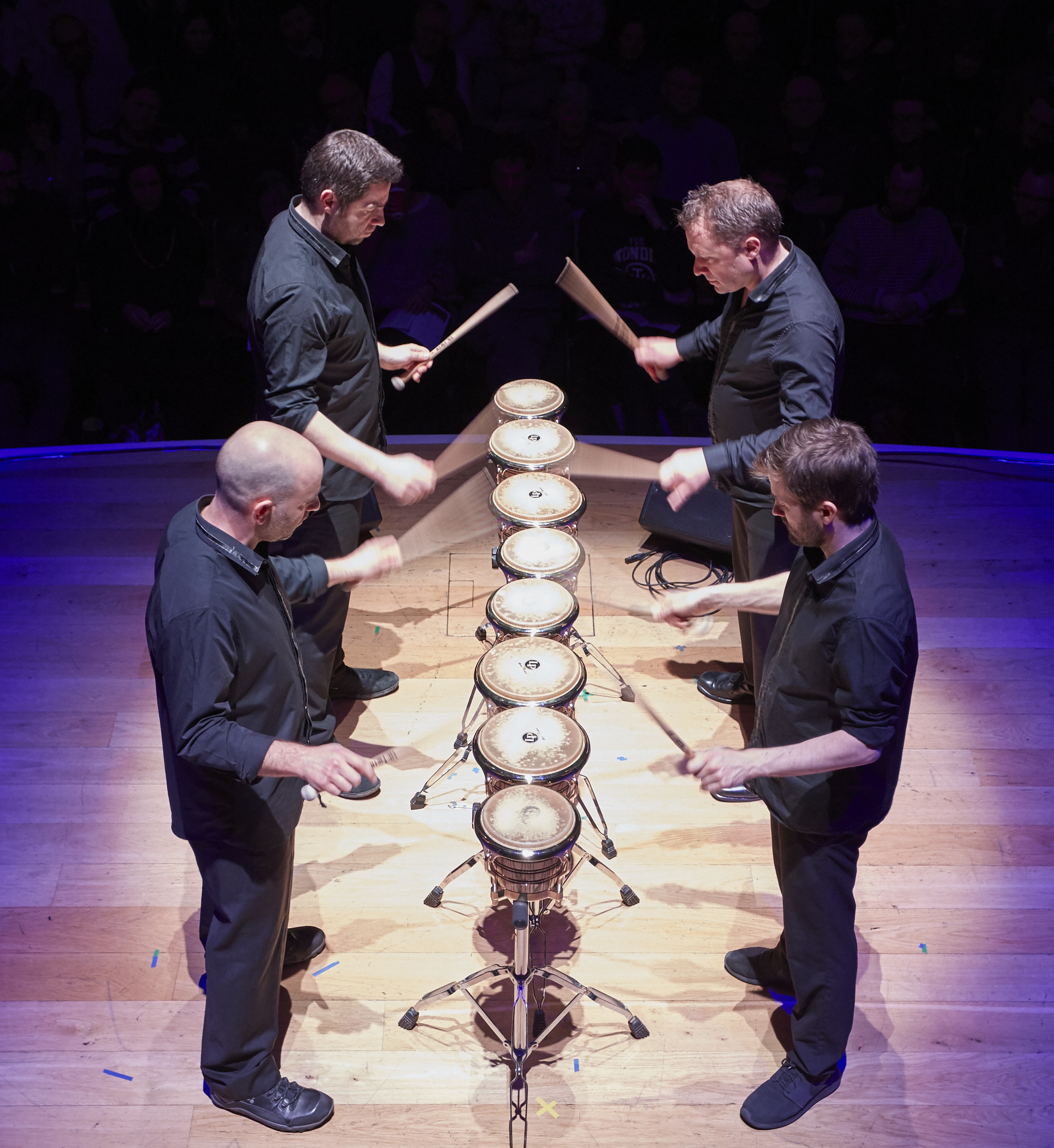Colin Currie Group at Kings Place 2018